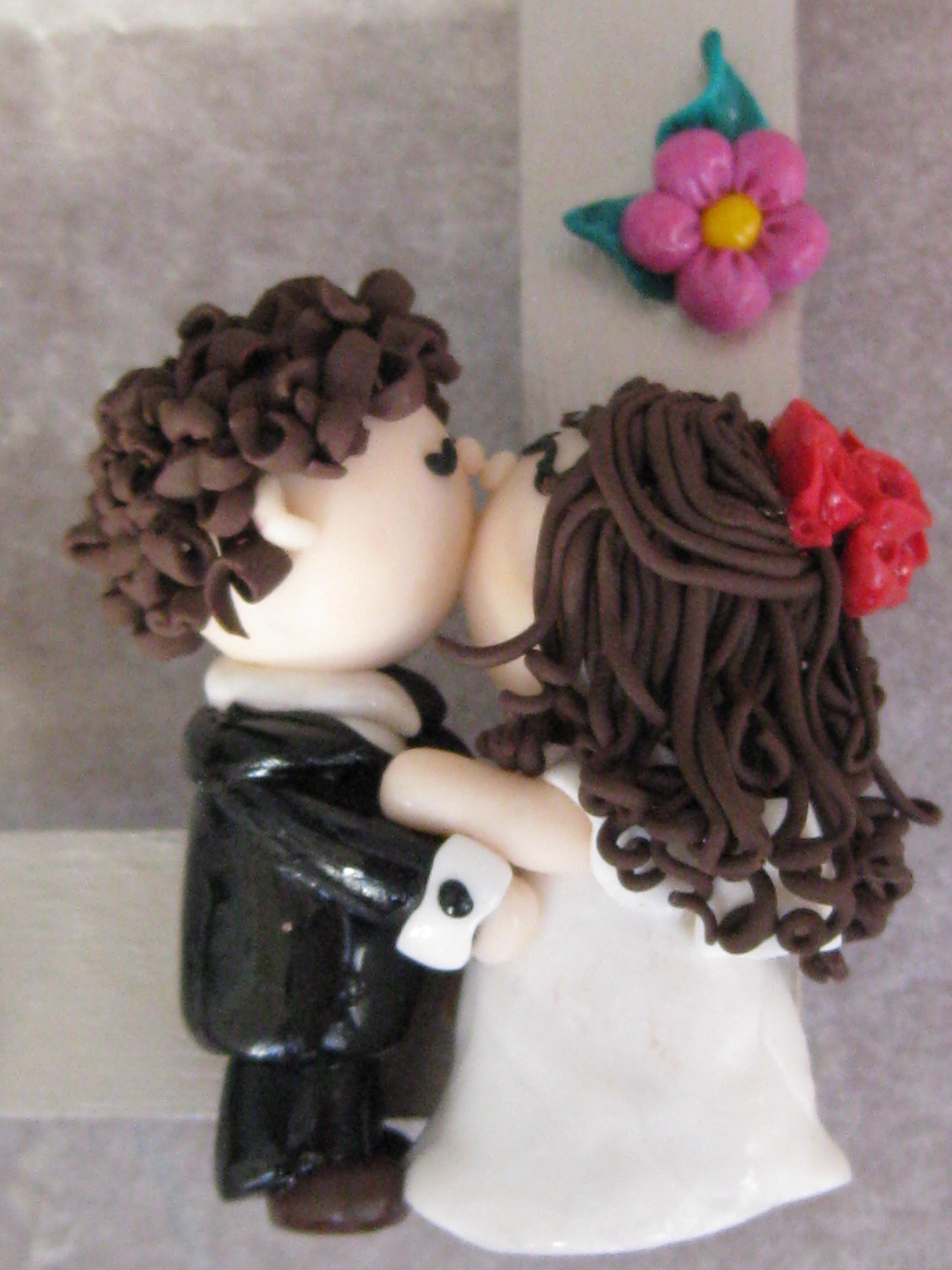 Bomboniere per matrimonio in fimo, personalizzabili - la bottega delle coccinelle