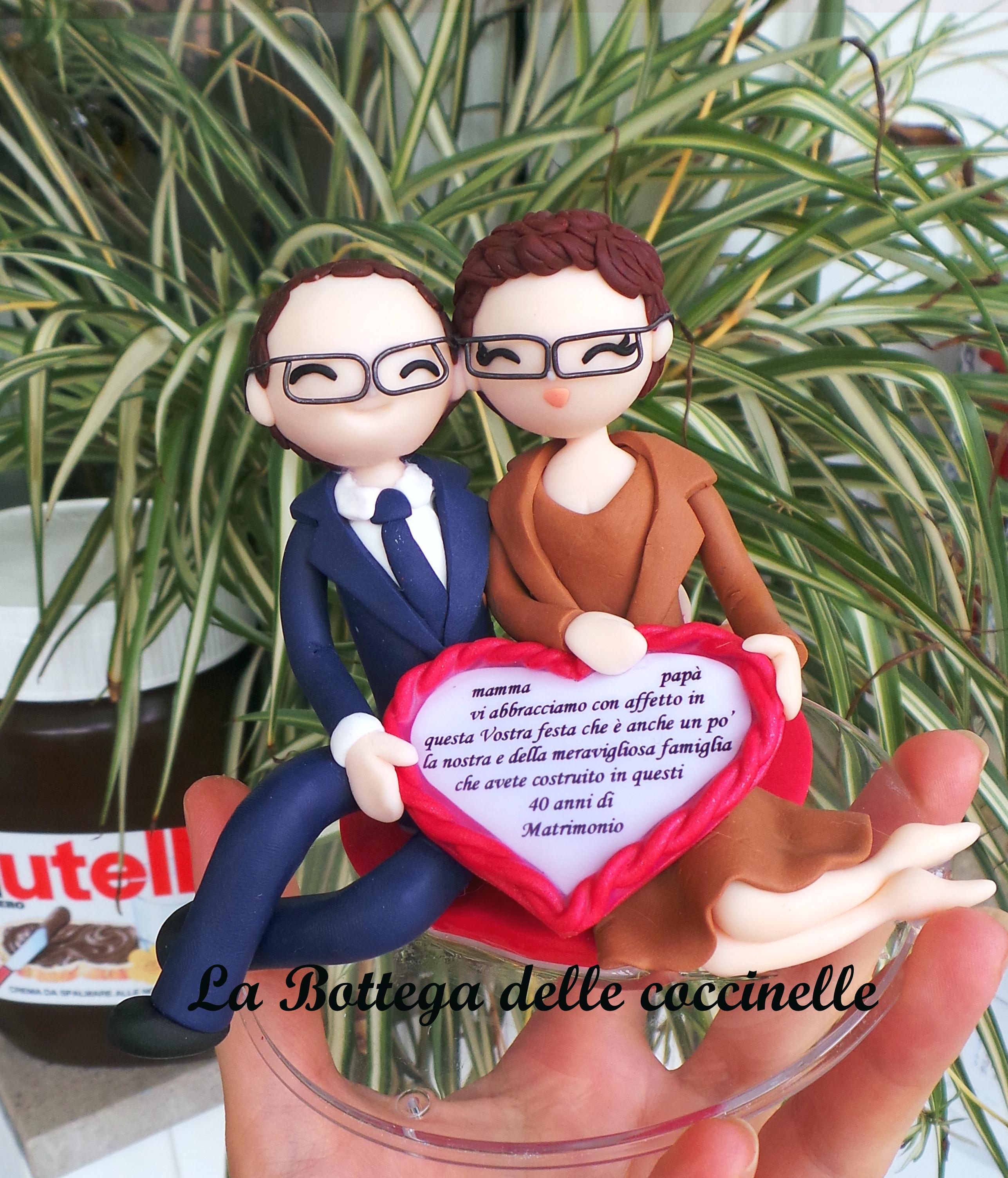 Regalo Matrimonio Uomo : Idee regalo fatte a mano fai da te in fimo