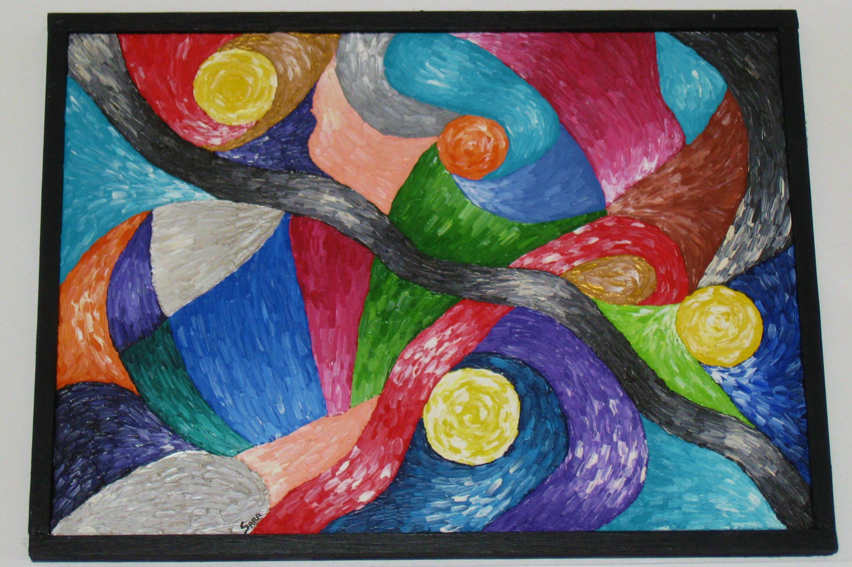 Favoloso Dipinti: olio su tela, acrilico su tavola | La Bottega delle  EN55