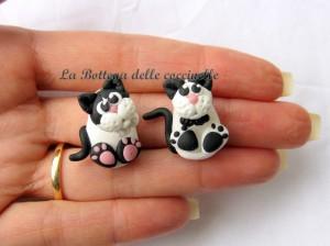 orecchini e ciondoli handmade originali - personalizzate