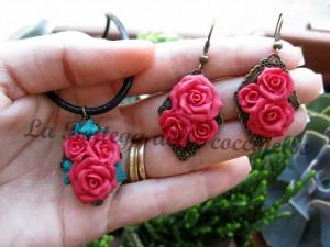 parure rose