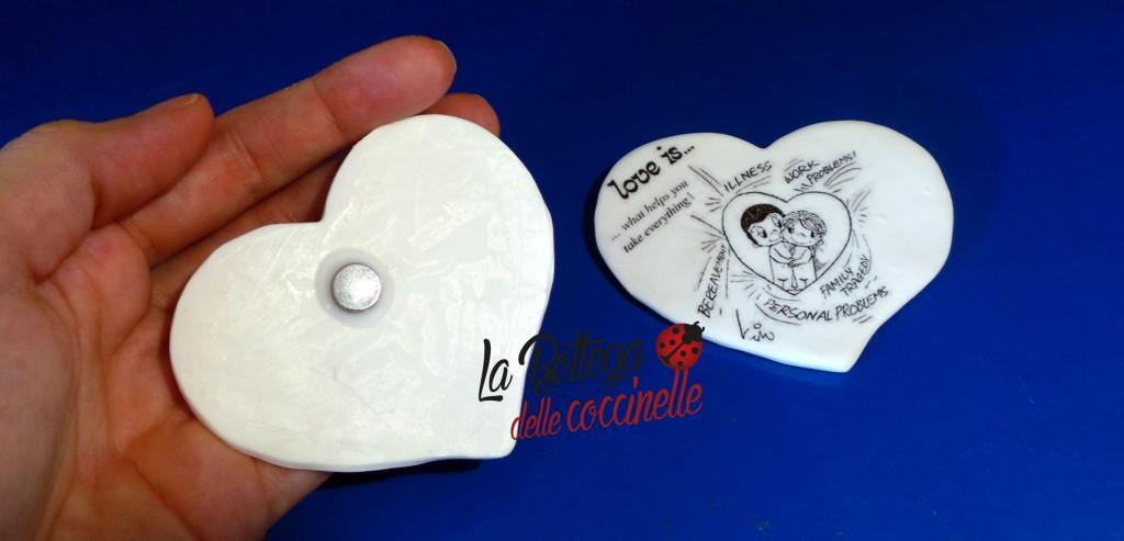 """Love is"" calamite"