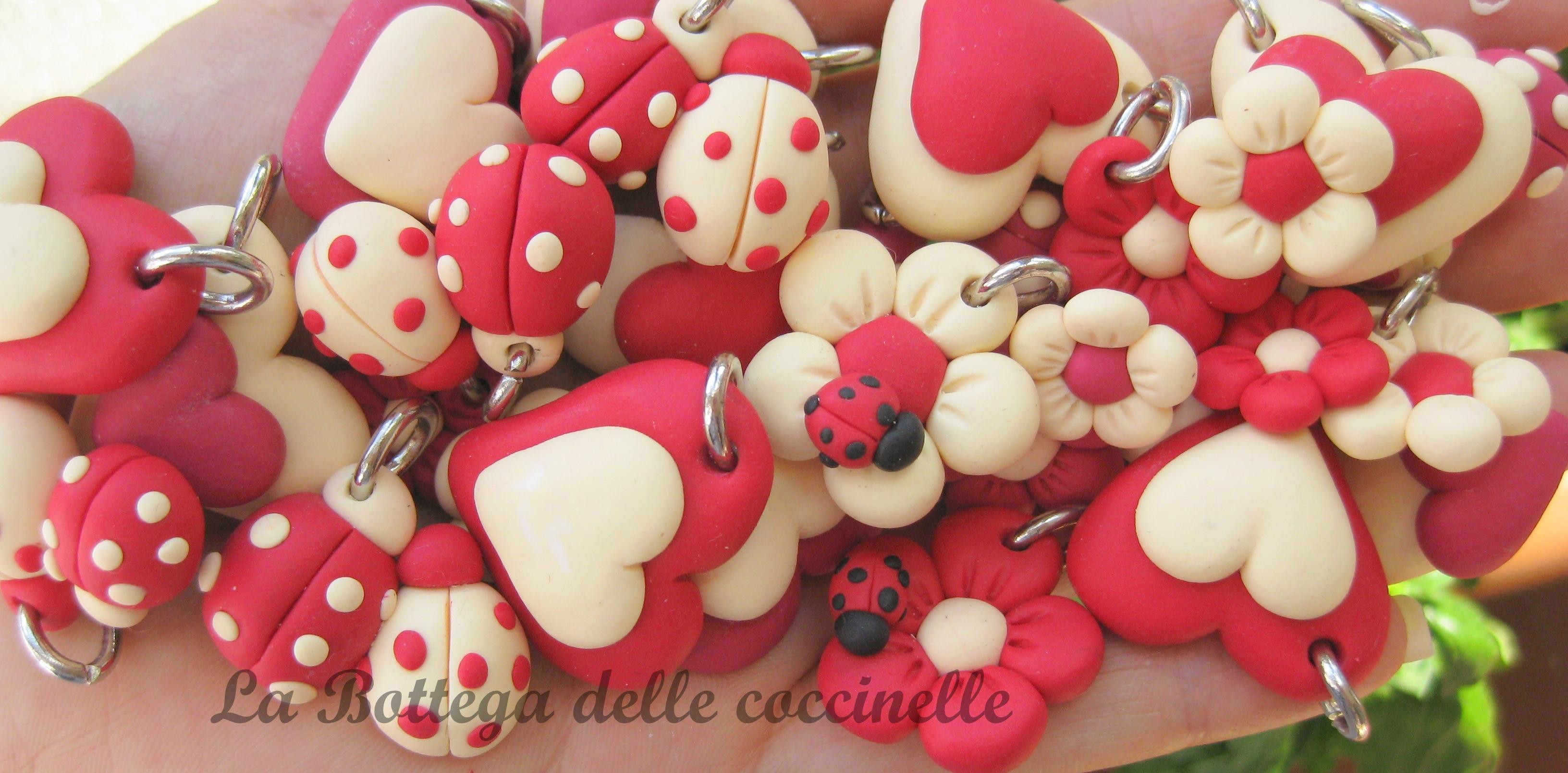 Ben noto bomboniere per matrimonio originali - La bottega delle coccinelle BC07