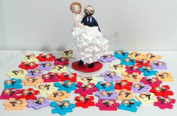 bomboniere per matrimonio personalizzate