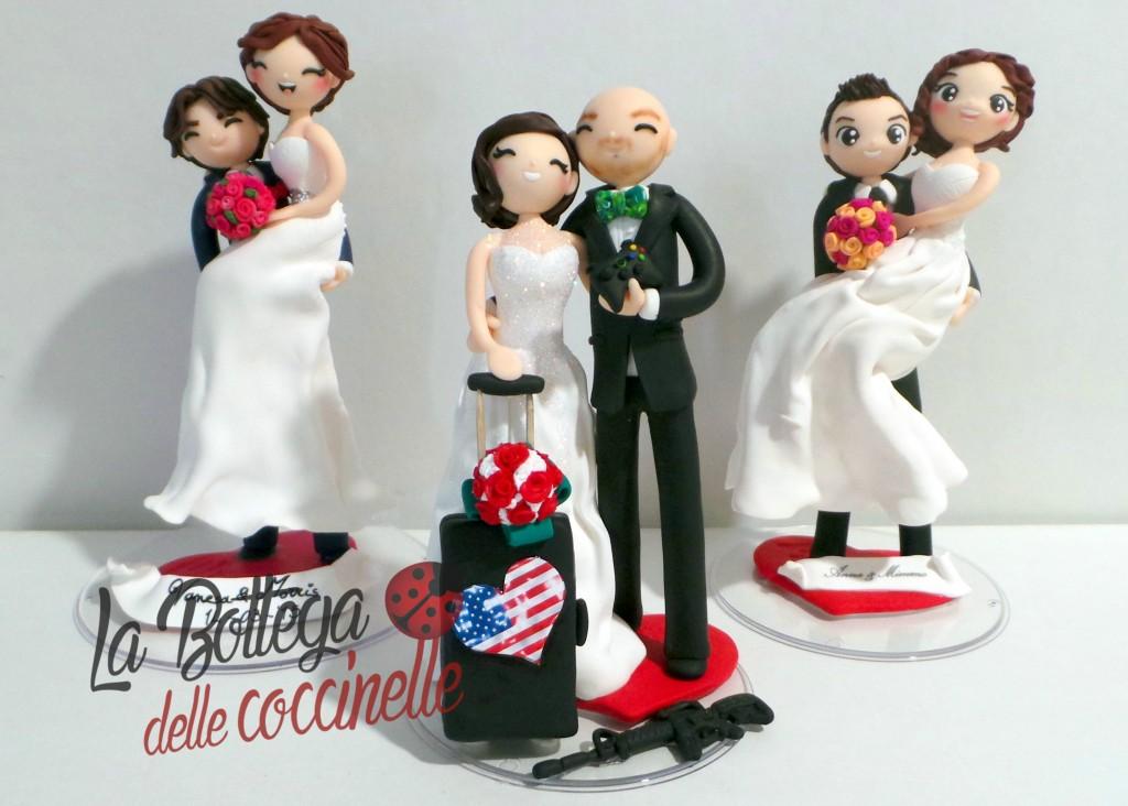 decorazione per torta matrimoniale