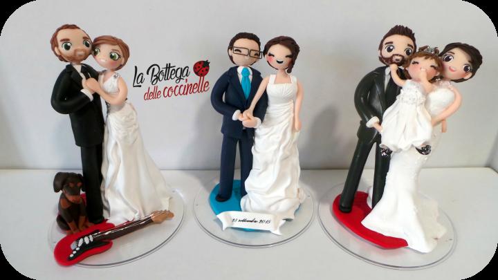 cake topper per matrimonio personalizzato