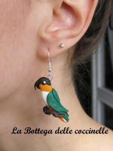 orecchini personalizzati
