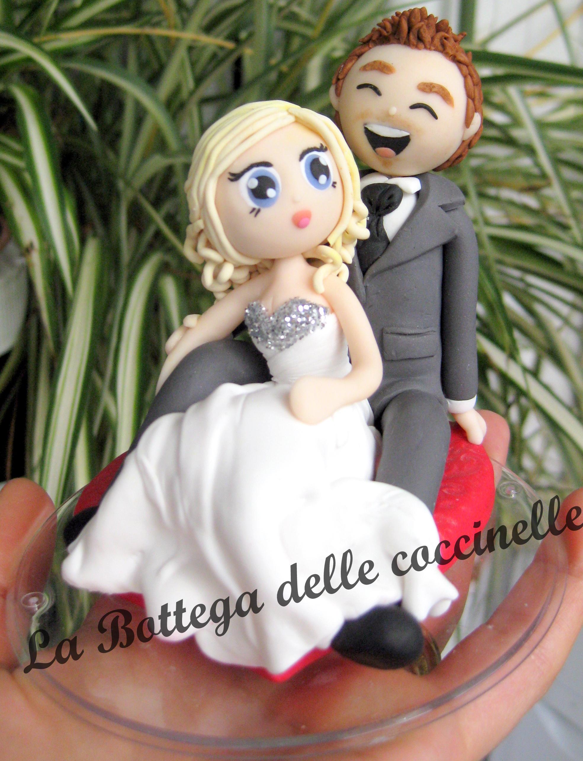cake topper e bomboniere per i matrimoni di giugno 2014 Archives - La ...