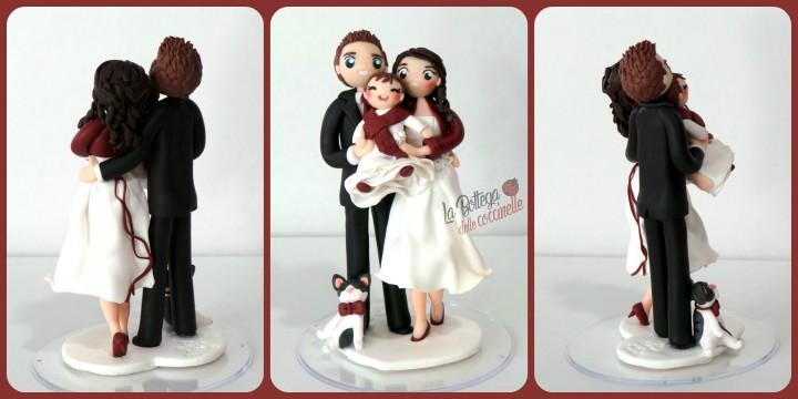 Cke topper per matrimonio