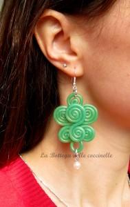 orecchini monachella