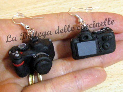 orecchini personalizzati – fatti a mano – fimo