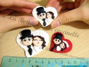 Bomboniere per matrimonio - segnaposto - originali – fatte a mano