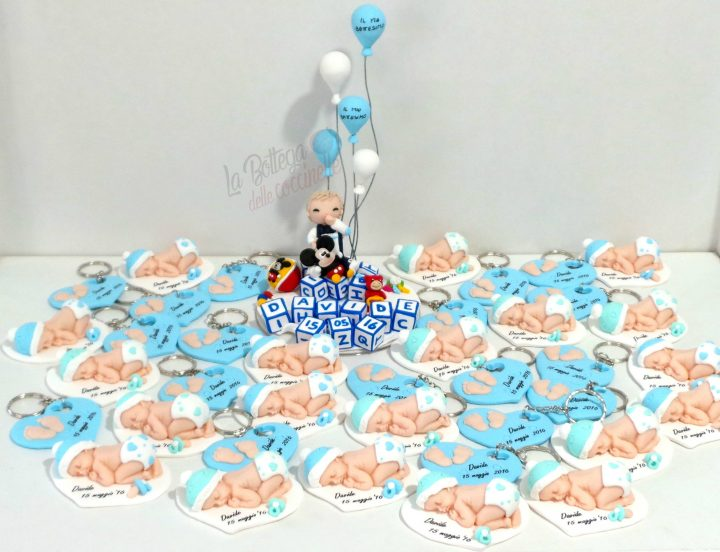bomboniere per battesimo