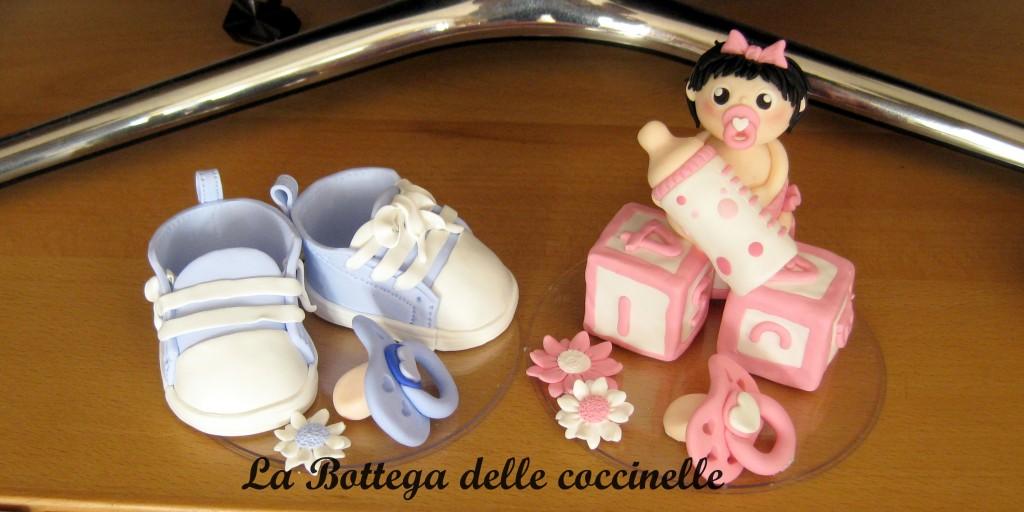 decorazioni per la torta dei bimbi