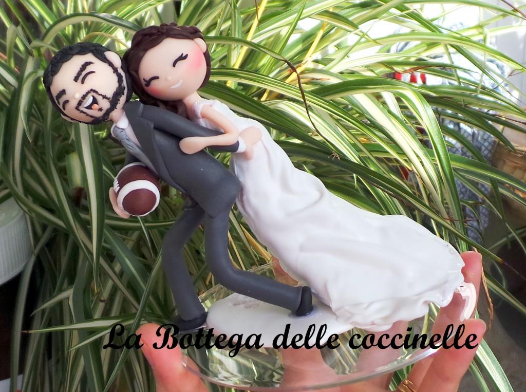 Cake topper matrimoniali