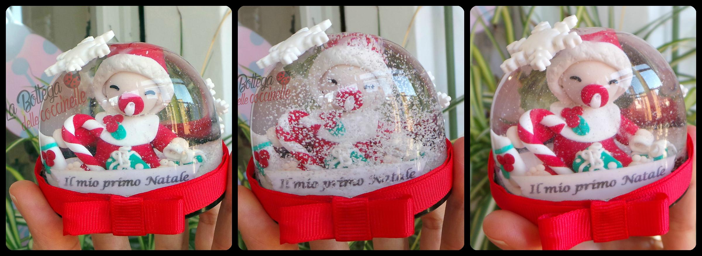 Popolare decorazioni di Natale handmade personalizzate PB21