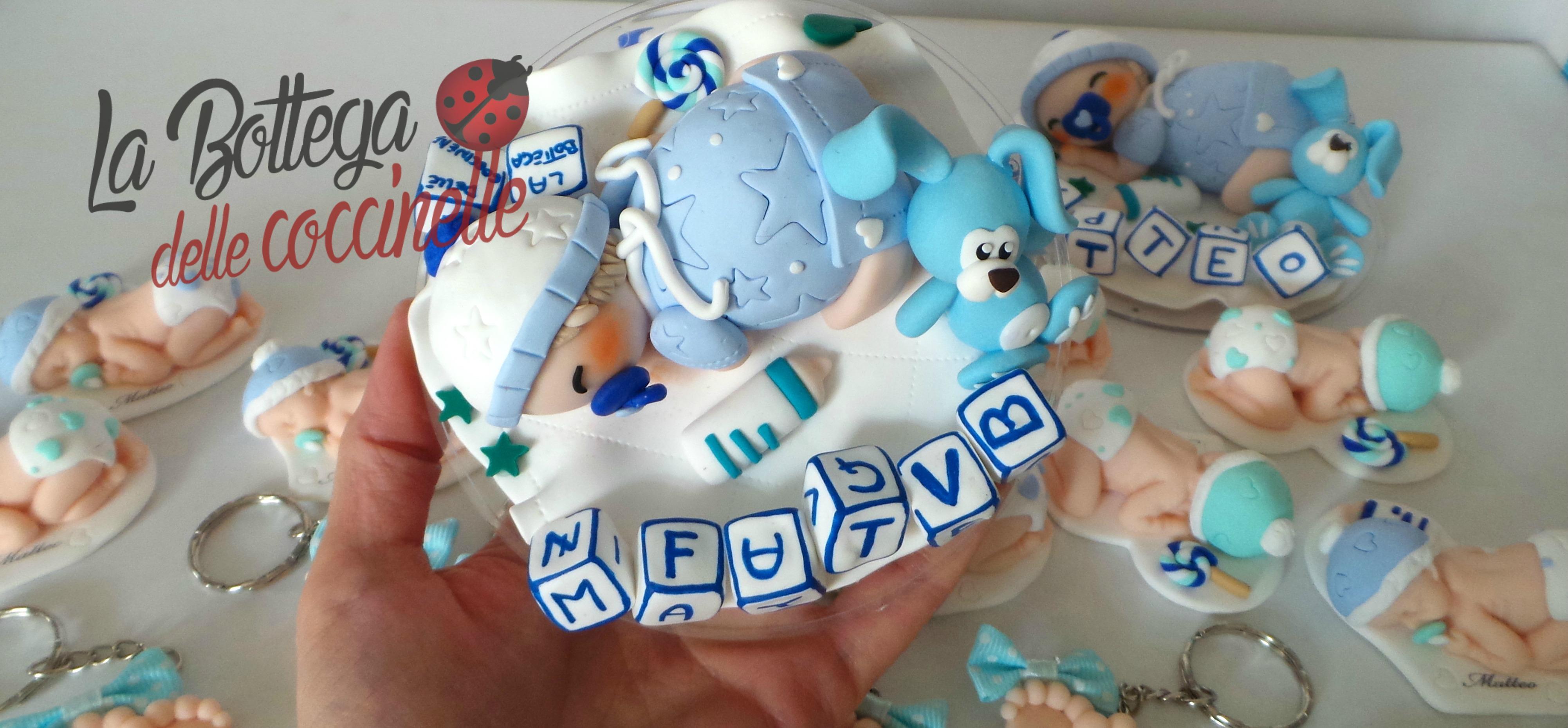Popolare cake topper bimbi GN94