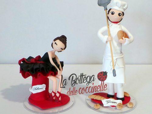 cake topper per matrimonio maggio 2015
