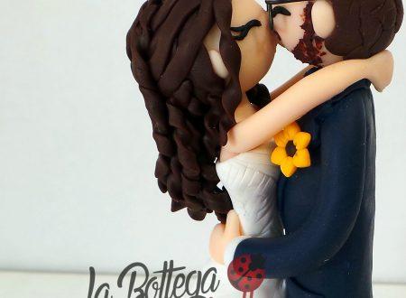 cake topper per matrimonio giugno 2015