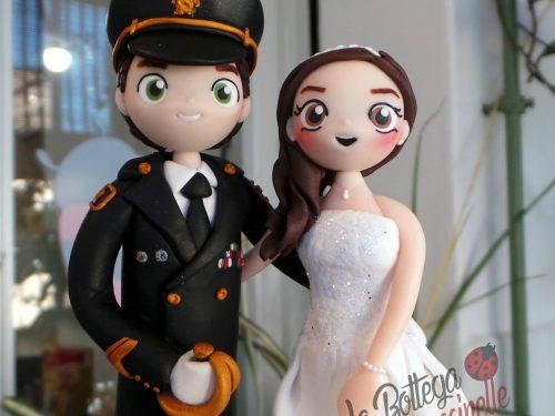 cake topper matrimonio luglio 2015