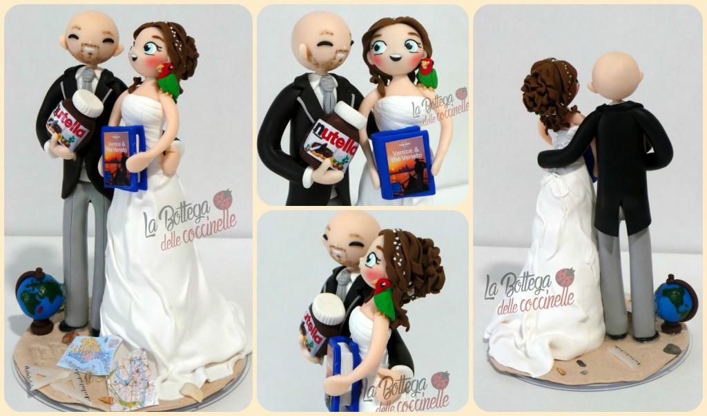 sposi viaggiatori