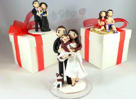 Idee regalo per natale archives la bottega delle coccinelle - Idee regalo matrimonio testimoni ...