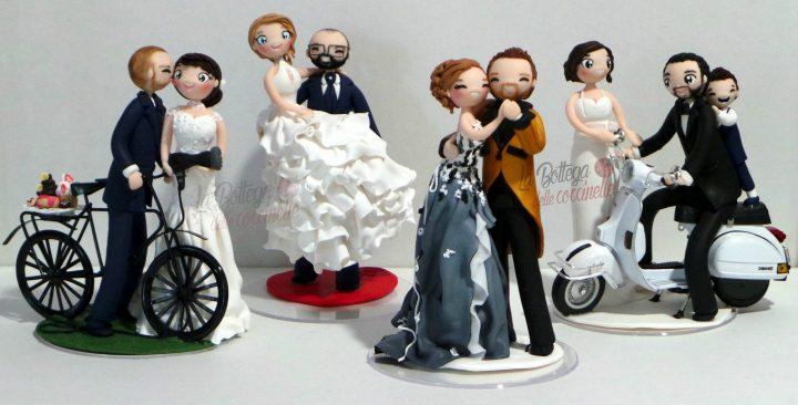 cake topper personalizzato per matrimonio