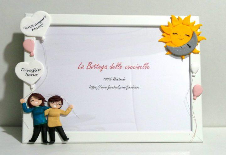 cornici personalizzate, idea regalo per compleanni, matrimoni, battesimi ecc
