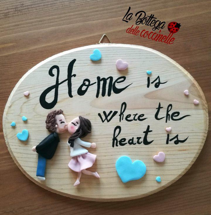 Targhetta di benvenuto- Targhette nome- Ghirlande- Memo -  Creazioni da appendere: per dare il giusto benvenuto ai vostri amici, rendere speciali le camerette dei vostri bimbi, o per appuntare le cose da fare!