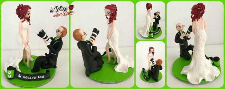 cake topper passione fotografia