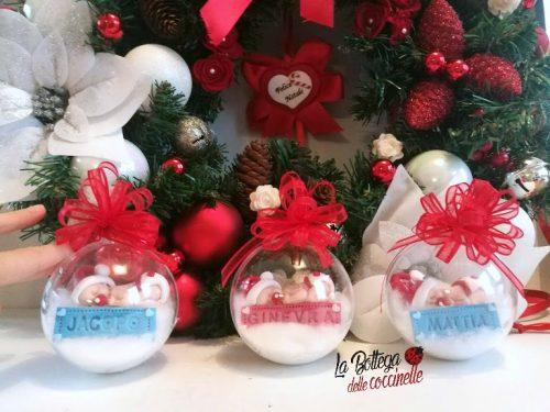 regali per Natale personalizzati, fatti a mano in fimo